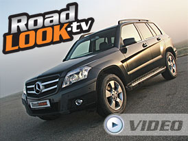 Mercedes-Benz GLK 320 CDI: škatule (Roadlook TV)