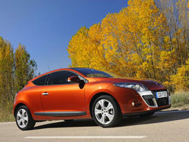 Renault Megane Coupe: ceny na �esk�m trhu od 359.900,- K�