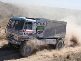 Rallye Dakar 2009 (9. etapa): potvrzeno, Tomeček na Dakaru skončil (+ video)