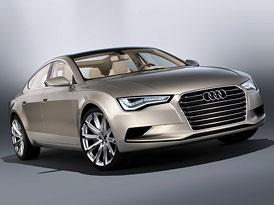 Audi A7 Sportback: Statická premiéra už příští pondělí, kde jinde než v Mnichově
