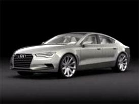 Video: Audi Sportback concept – Velmi krátký pohled na novinku