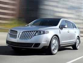 Lincoln MKT: Nový luxusní crossover nastupuje