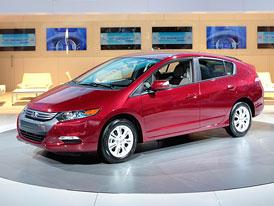 Honda Insight: Nový hybrid se představuje v sériovém provedení