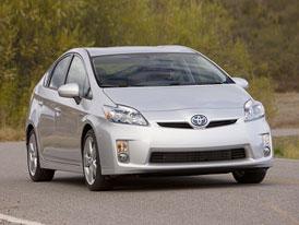 Toyota prodala 2 miliony Prius�, Evropani jich koupili 206 tis�c