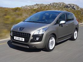 Peugeot 3008: Prvn� fotografie, informace a technick� data