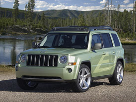 Jeep Patriot EV: Nový příspěvek k čisté budoucnosti
