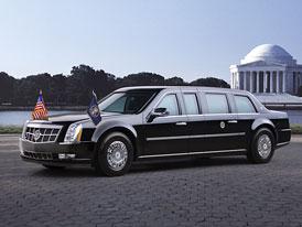 Nový prezidentský Cadillac pro Obamu: První fotografie
