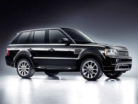 Range Rover Sport Stormer Edition: Sportovnější styl