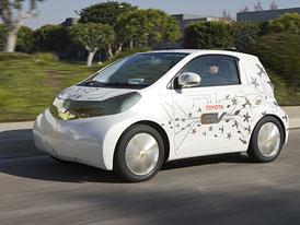 Toyota FT-EV: Elektromobil z modelu iQ (Video)