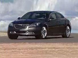 Video: Chrysler 200C EV – Nový koncept se představuje