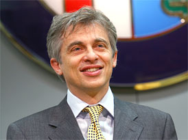 Sergio Cravero je novým šéfem Alfy Romeo