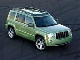 Video: Jeep Patriot EV- SUV propagující elektrickou energii
