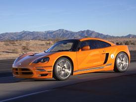 Dodge Circuit EV: Elektromobil na způsob Viperu