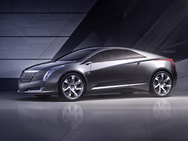 Cadillac Converj: Evoluce designu Art and Science a hybridní pohon