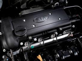 Kia Soul: Motory a podvozek