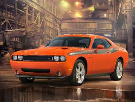 Dodge Challenger R/T Classic: Nostalgický svalovec