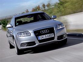 Český trh v roce 2008: Ve vyšší střední vládne Audi, druhé za ním Volvo!