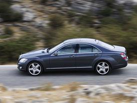 Český trh v roce 2008: Nejprodávanější luxusní limuzínou byl Mercedes-Benz třídy S