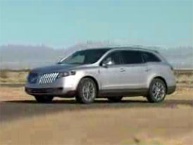 Video: Lincoln MKT – Nový sedmimístný crossover