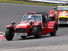 Caterham Race Academy: První sezóna startuje