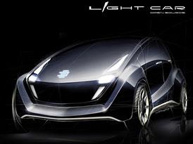 EDAG Light Car – Open Source: koncept pro Ženevu