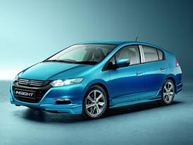 Honda Insight: Sada aerodynamických doplňků