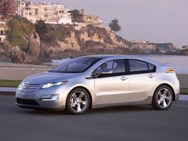 Chevrolet Volt: První fotografie v reálném prostředí