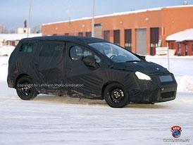 Spy Photos: Peugeot 3008 s delším rozvorem - Napněte plachty