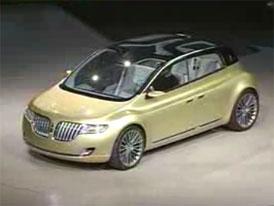 Video: Lincoln C concept – Nejmenší zástupce své značky