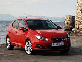 SEAT Ibiza: Sn�en� cen o 7 a� 30 tis�c K�, verze Ecomotive nov� v nab�dce pro �R