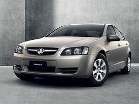 Holden Commodore: 13 let nejprodávanějším vozem v Austrálii