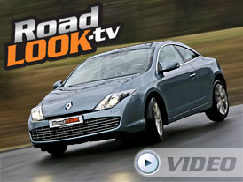 Roadlook TV: Renault Laguna Coupé - skokan roku