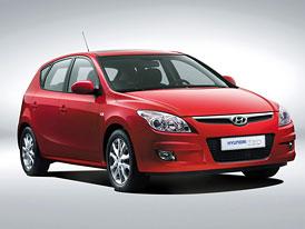 Hyundai zlevnil model i30, základ za 279.900,-Kč, záruka na 5 let v ceně