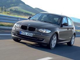 BMW 116i dostane dvoulitr, BMW 116d se spotřebou 4,4 l/100 km taky