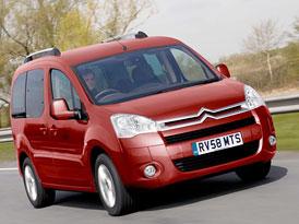Citroën Berlingo: Sedm míst pro Velkou Británii