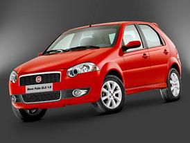 Fiat Palio: Modernizace pro modelový rok 2010