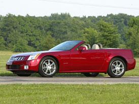Cadillac XLR končí: Při restrukturalizaci GM pro něj není místo