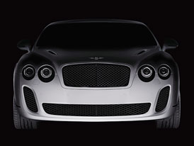 Bentley Hybrid: Nov� podrobnosti