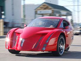 ZAP Alias: Tříkolový elektromobil představen (Video)
