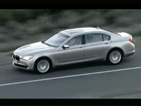Video: BMW řady 7 – Nový styl i technika