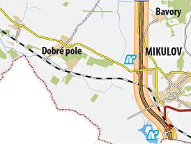Rychlostní komunikace Brno-Vídeň se spojí u Mikulova