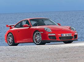 Porsche 911 GT3: Modernizace a posílení nejrychlejšího atmosférického Porsche