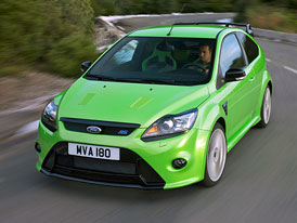 Ford Focus RS přijede do ČR v květnu: Nové foto a podrobné informace
