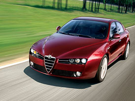 Alfa Romeo 159 výrazně zlevňuje: Turbodiesely až o 90 tisíc Kč