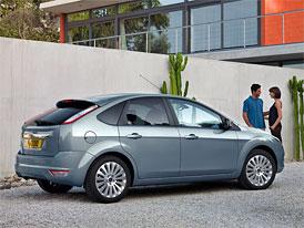 Ford Focus 2010: V doprodeji už jen dva motory