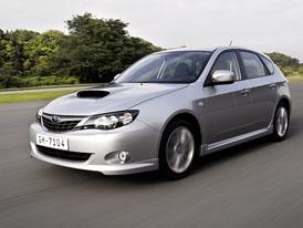 Subaru Impreza 2011: Plošné snížení cen o 20 tisíc Kč