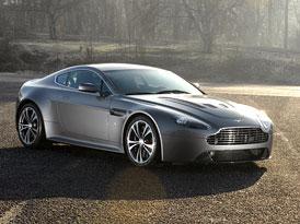 Aston Martin V12 Vantage: Dvanáctiválce mají u Astonu své místo i ve špatných časech (nové foto)