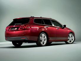 Honda Accord Type S: Silnější verze motoru 2,2 i-DTEC (132 kW) na cestě