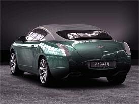 Bentley Continental GTZ na prodej