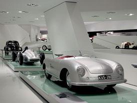 Porsche má nové muzeum